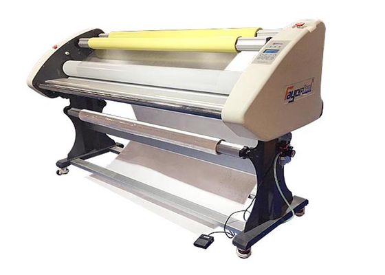 Professionelles kaltes Laminierungs-Maschinen-Silikon-Rollen-Material 220v FY-1600 Se